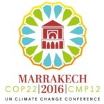 Official logotype of COP22. Source: cop22.ma